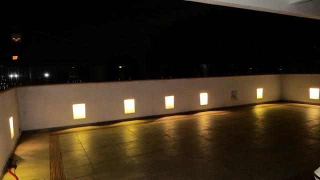 12 de 13: Fabulosa terraza roof