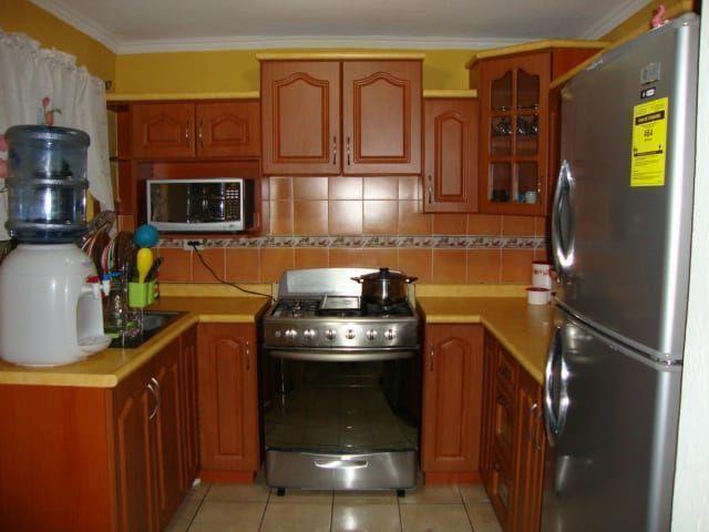 5 de 10: Cocina con gabinetes