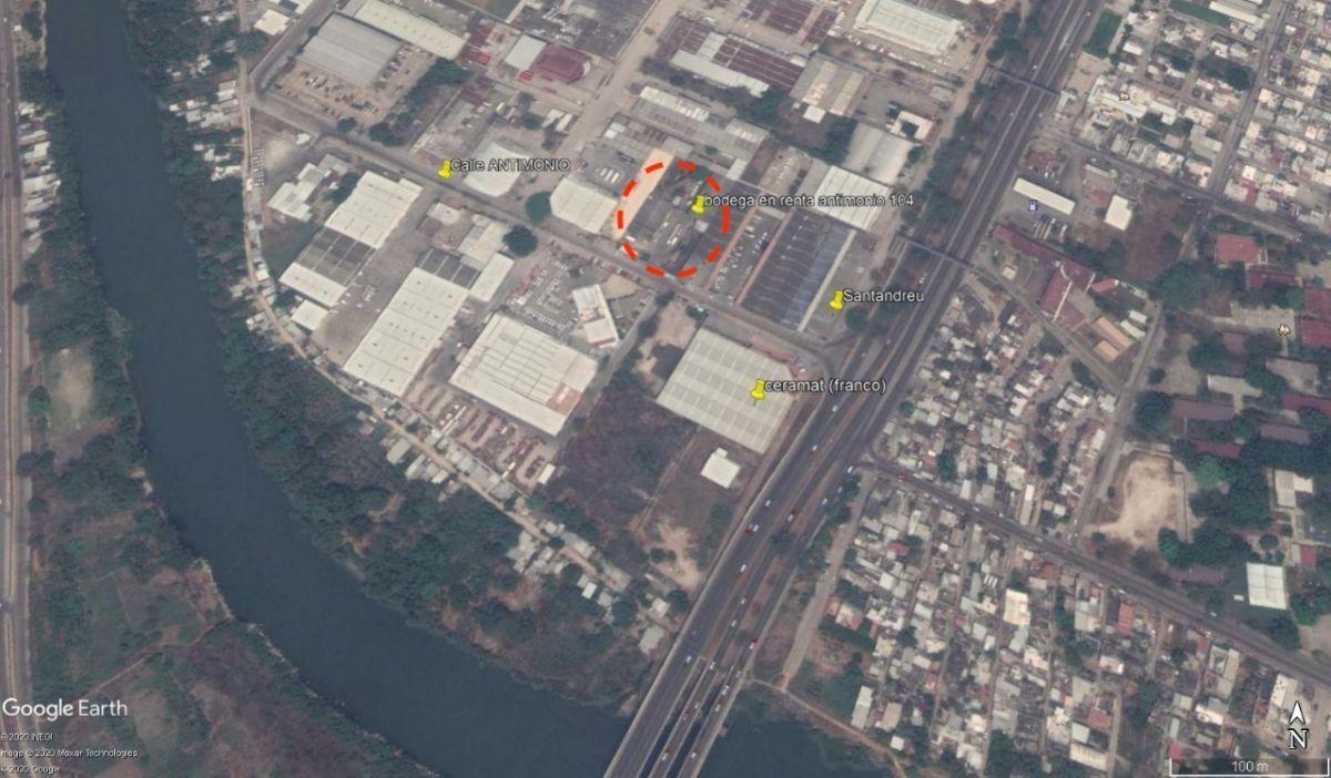 9 de 11: Ubicación en google maps de la bodega
