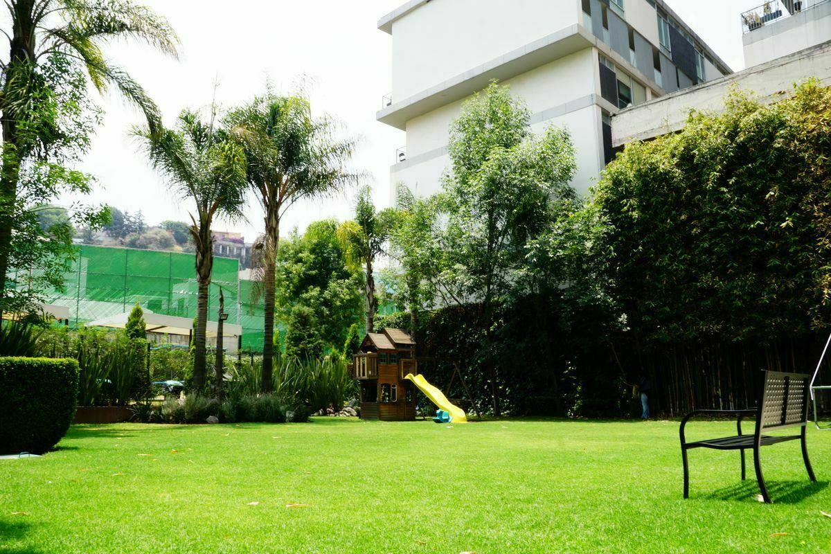 28 de 28: Vista del jardín