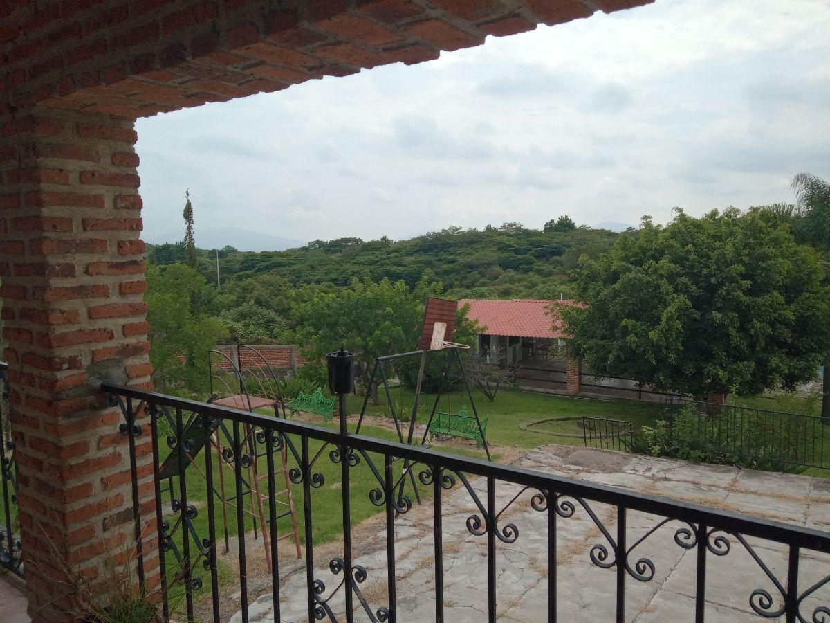 5 de 21: Vista del balcón