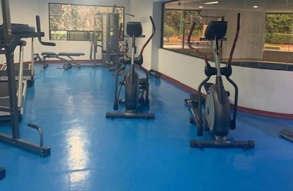 14 de 14: Gym