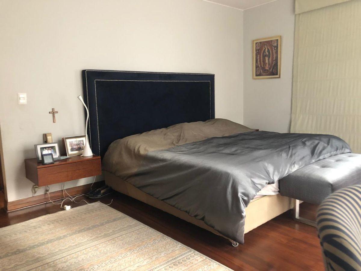 10 de 17: Dormitorio principal.