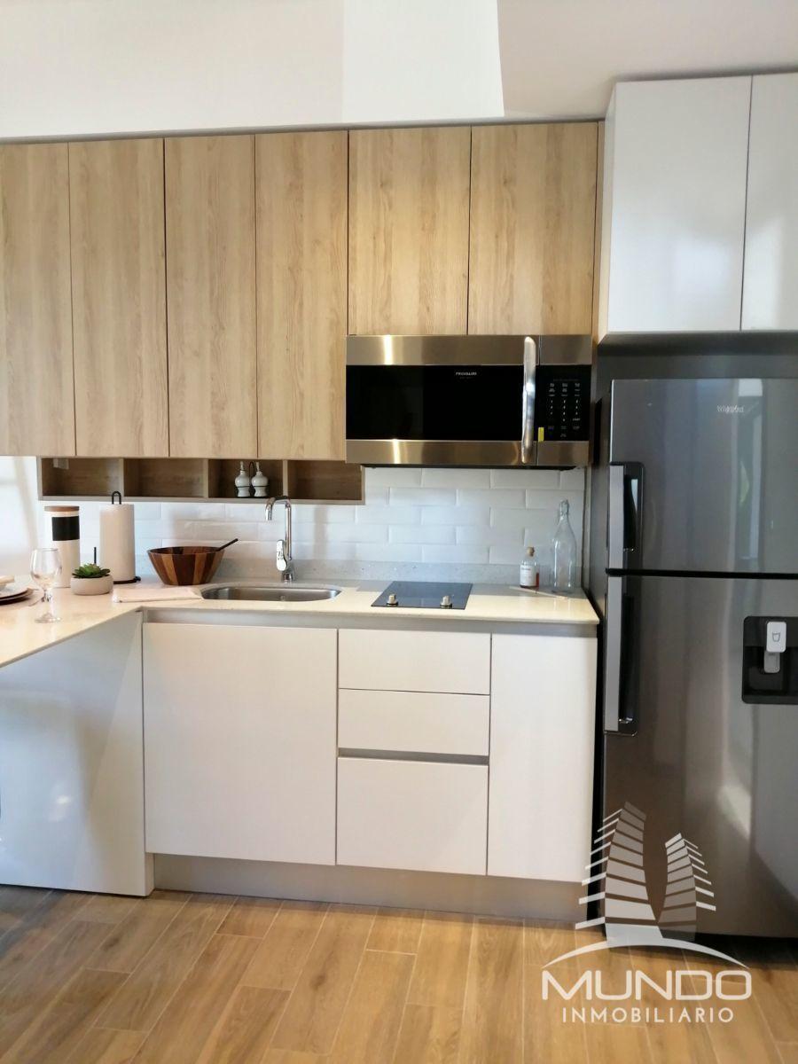 5 de 8: Vista de la cocina