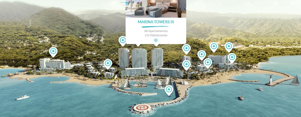 5 de 47: Marina Towers III 68 Apartamentos 172 Habitaciones