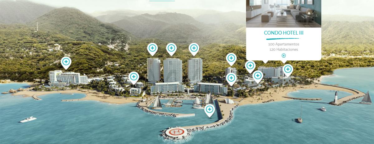 11 de 47: Condo Hotel II 100  Apartamentos  120 Habitaciones