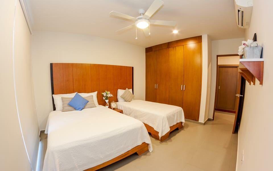 9 de 26: cuarto con 2 camas individuales