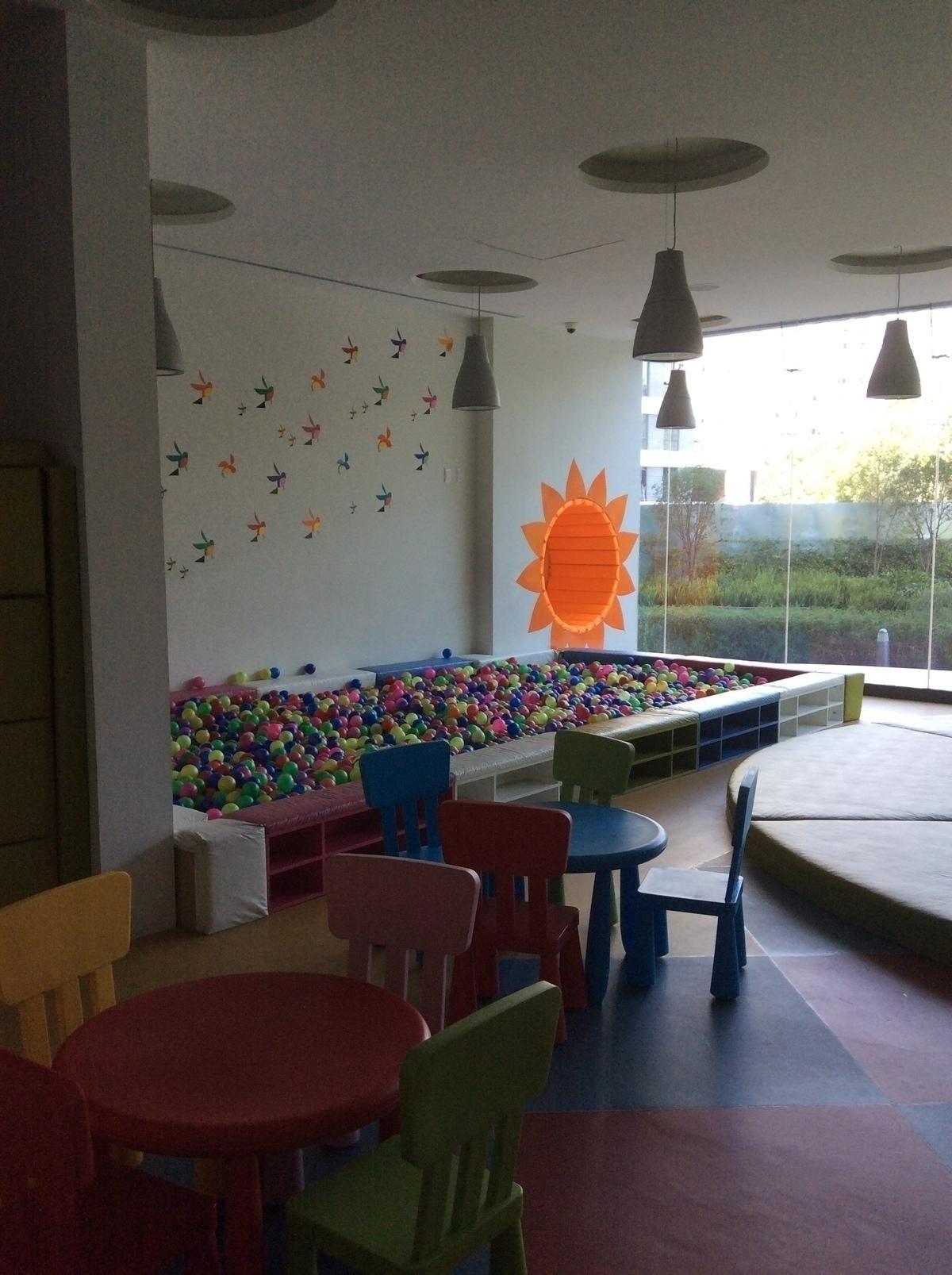 19 de 21: Área para niños