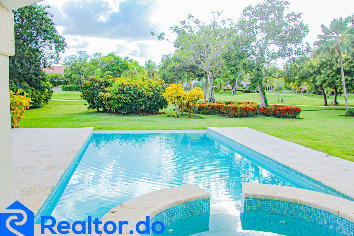 9 de 46: villa en punta cana alquiler vacacional 3 dormitorios piscin