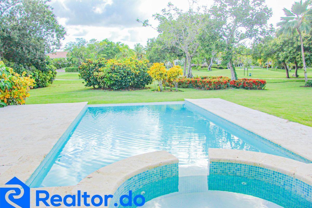 11 de 46: villa en punta cana alquiler vacacional 3 dormitorios piscin