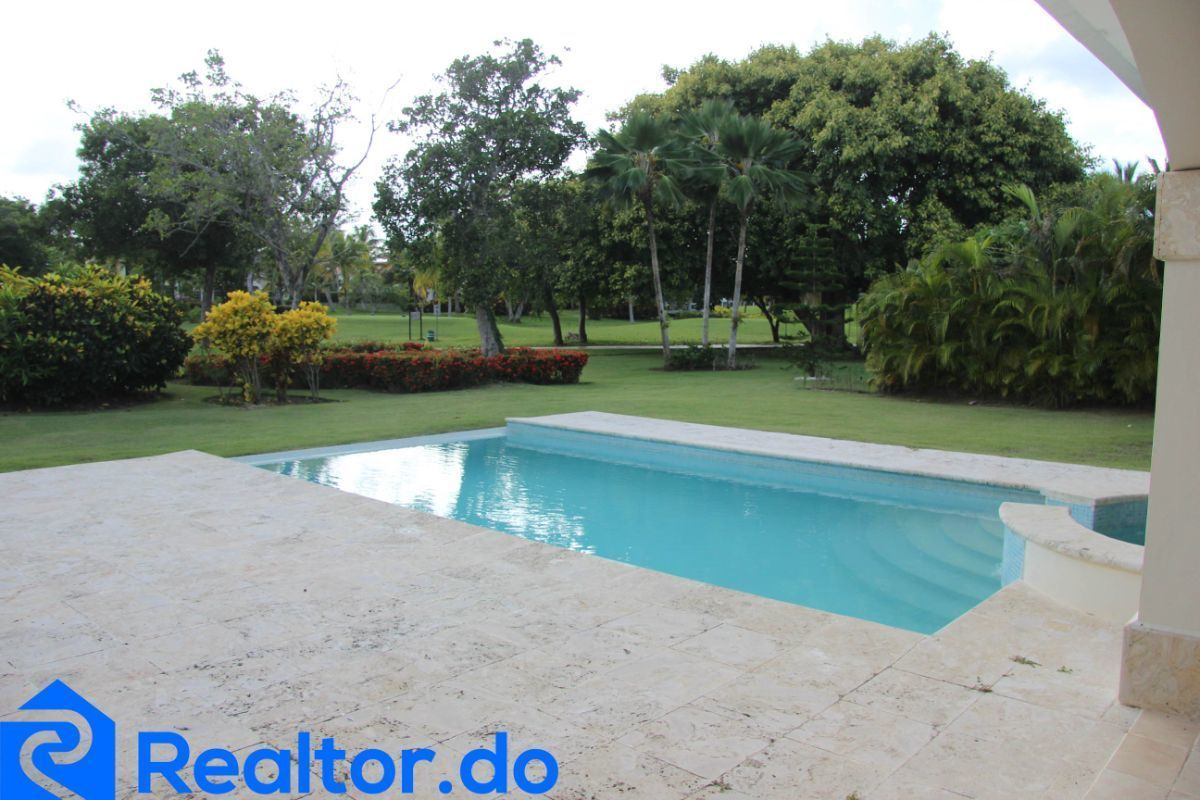 13 de 46: villa en punta cana alquiler vacacional 3 dormitorios piscin