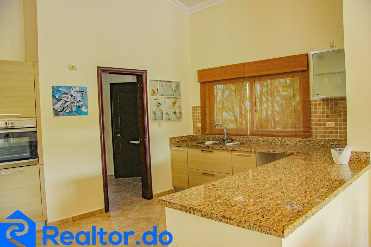 19 de 46: villa en punta cana alquiler vacacional 3 dormitorios piscin