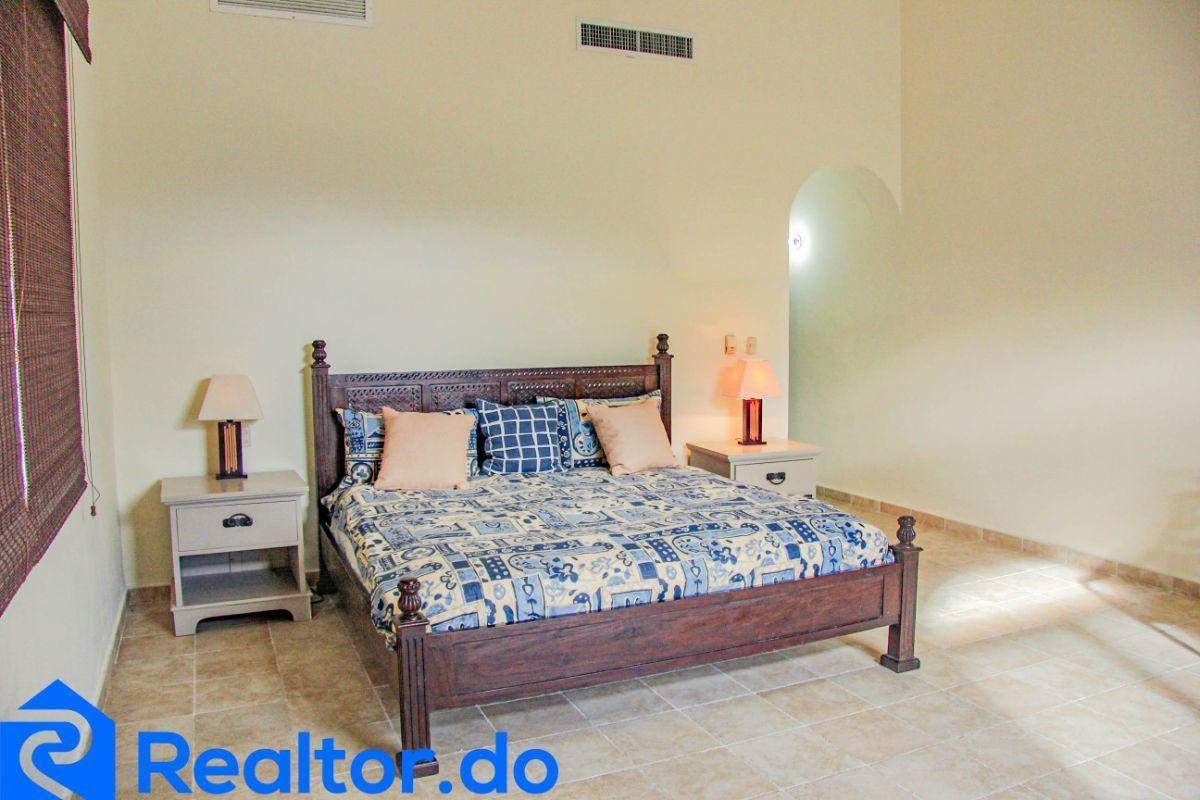 26 de 46: villa en punta cana alquiler vacacional 3 dormitorios piscin