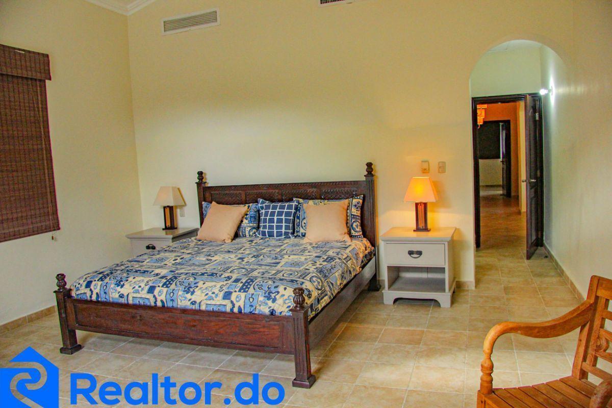 27 de 46: villa en punta cana alquiler vacacional 3 dormitorios piscin