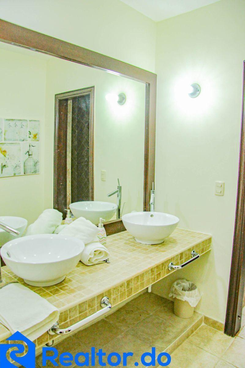 29 de 46: villa en punta cana alquiler vacacional 3 dormitorios piscin