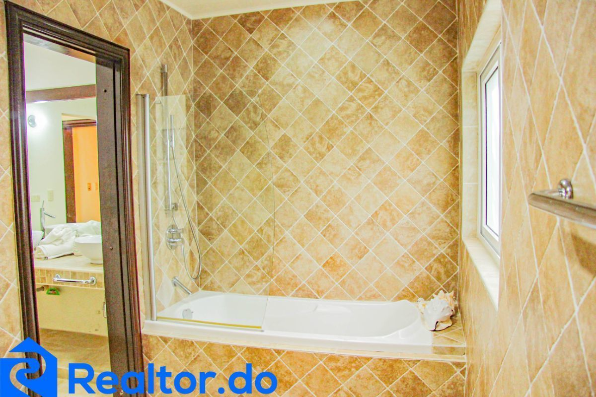 30 de 46: villa en punta cana alquiler vacacional 3 dormitorios piscin