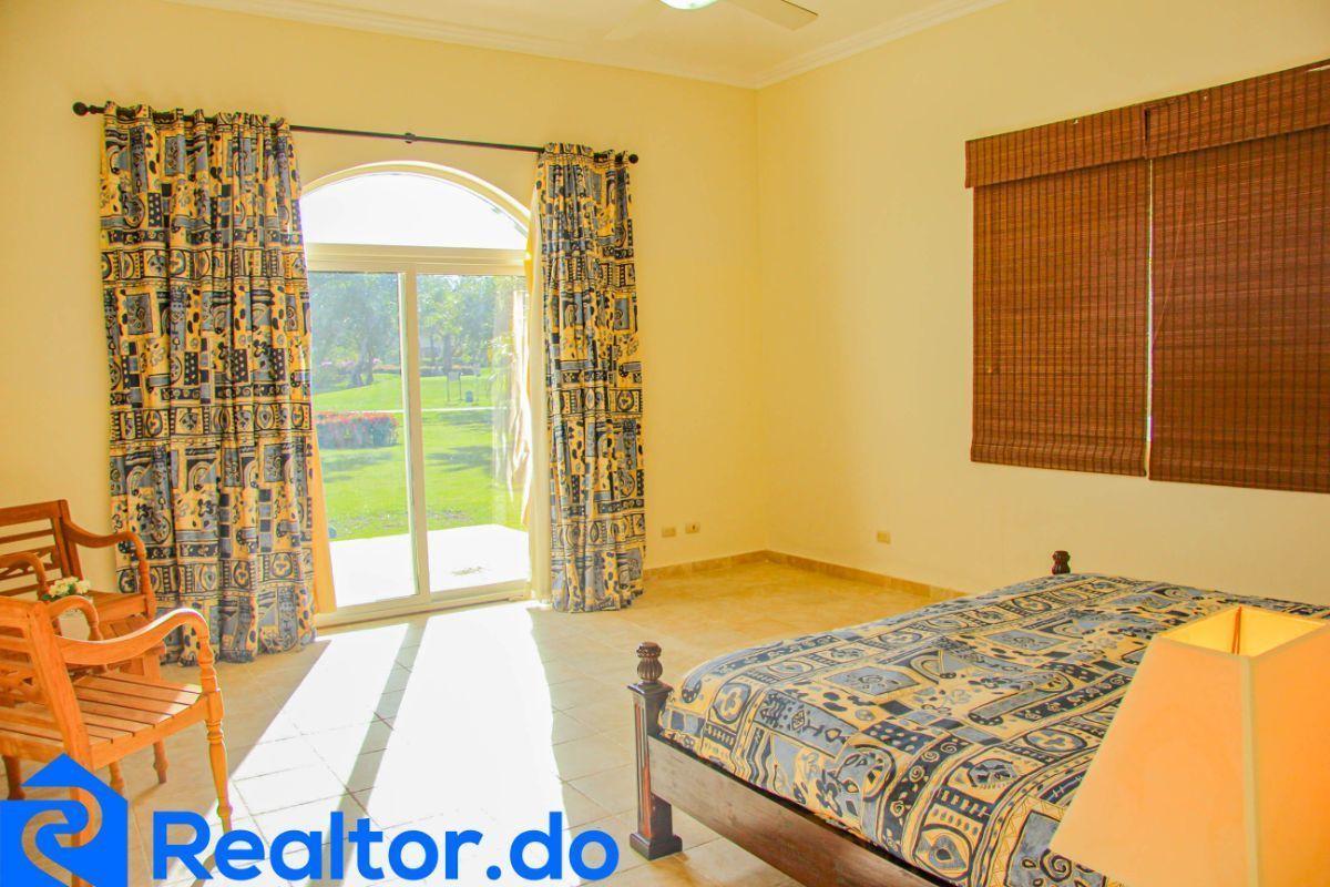 34 de 46: villa en punta cana alquiler vacacional 3 dormitorios piscin
