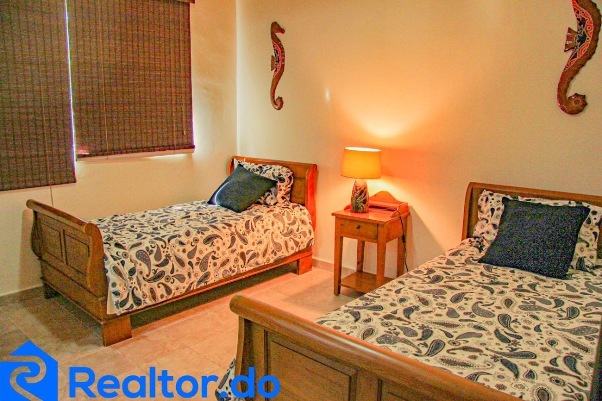 36 de 46: villa en punta cana alquiler vacacional 3 dormitorios piscin