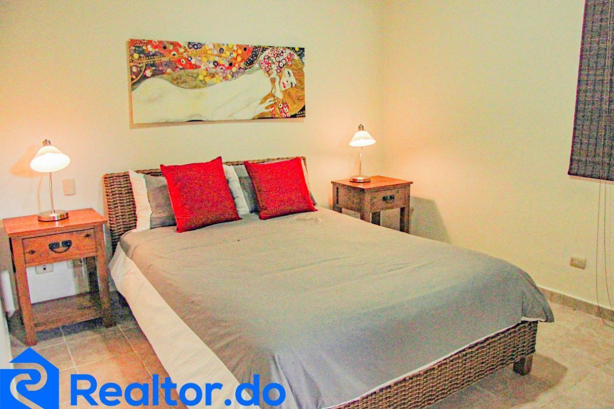 42 de 46: villa en punta cana alquiler vacacional 3 dormitorios piscin