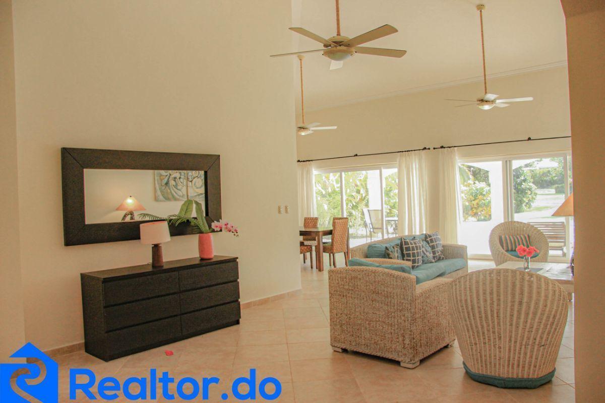 45 de 46: villa en punta cana alquiler vacacional 3 dormitorios piscin