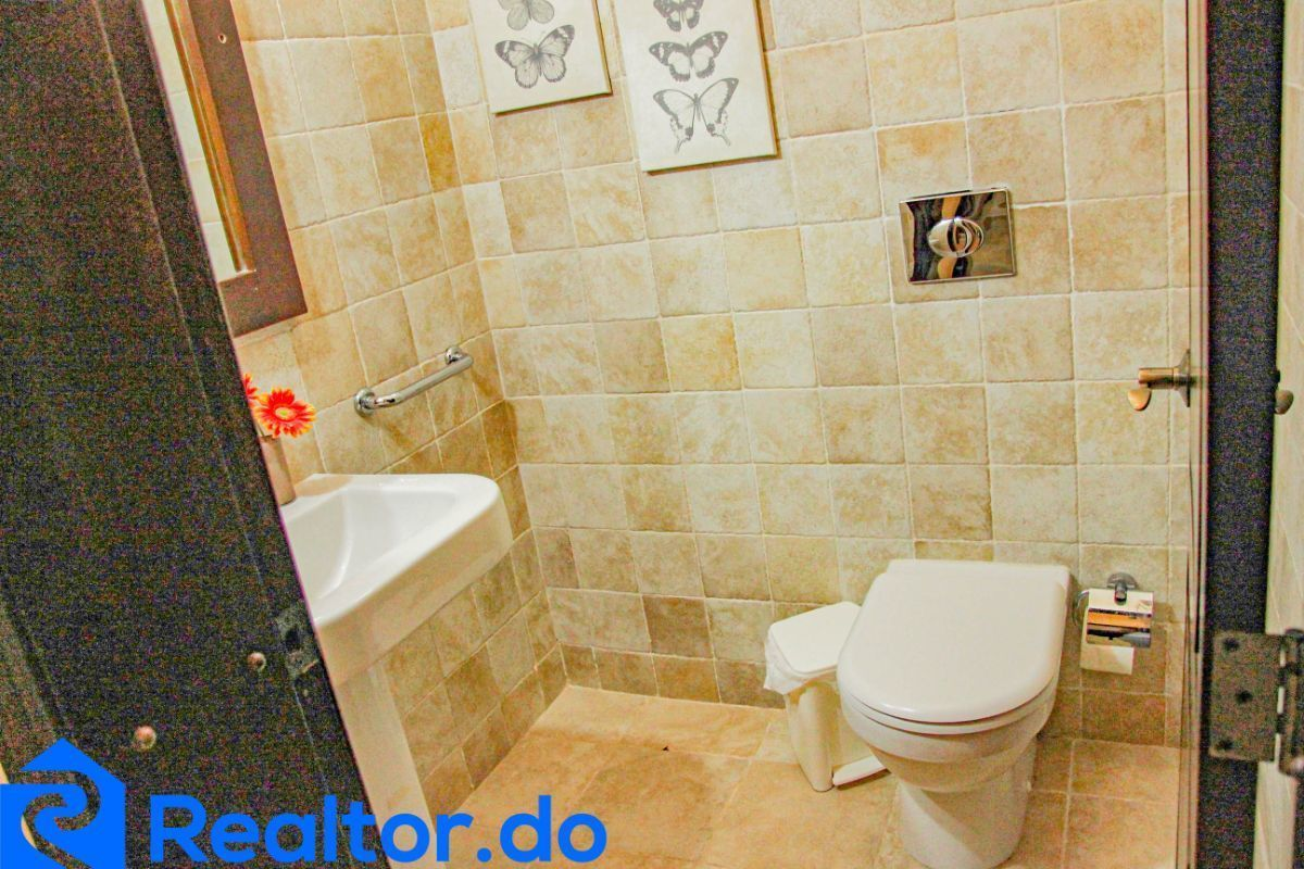46 de 46: villa en punta cana alquiler vacacional 3 dormitorios piscin
