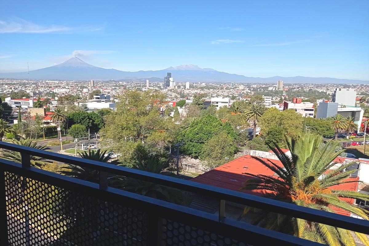 1 de 25: Vista a los volcanes