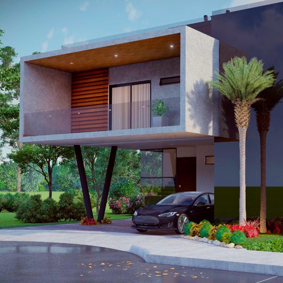 2 de 6: Residencia de lujo