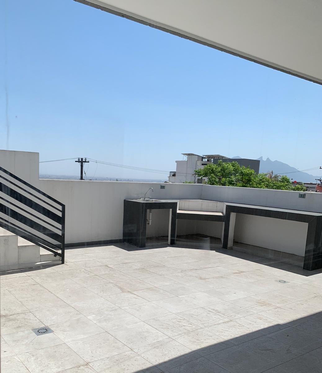 5 de 35: Terraza para asador