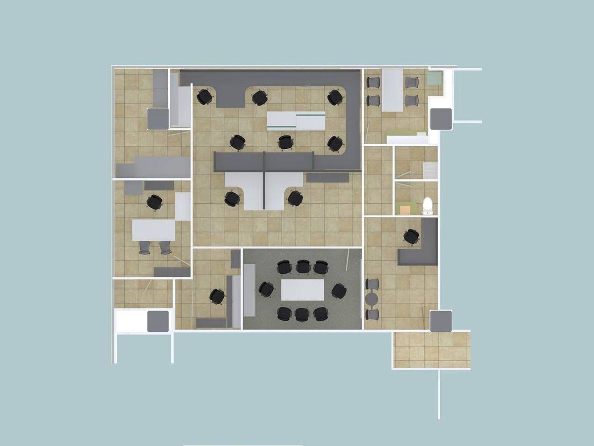 Remax real estate, Guatemala, Zona 10, Z.10 Oficina Equipada, Design Center