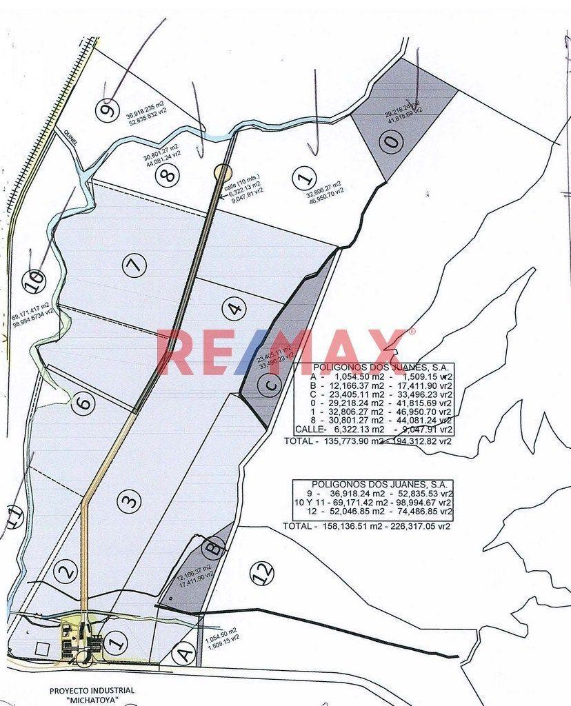 Remax real estate, Guatemala, Palin, Terreno Industrial Dentro De Parque De Bodega A Amatitlan