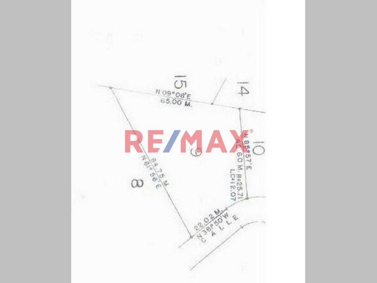 Remax real estate, Guatemala, Mixco, Z.7 De Mixco Terreno En Venta, Lotificación El Encinal