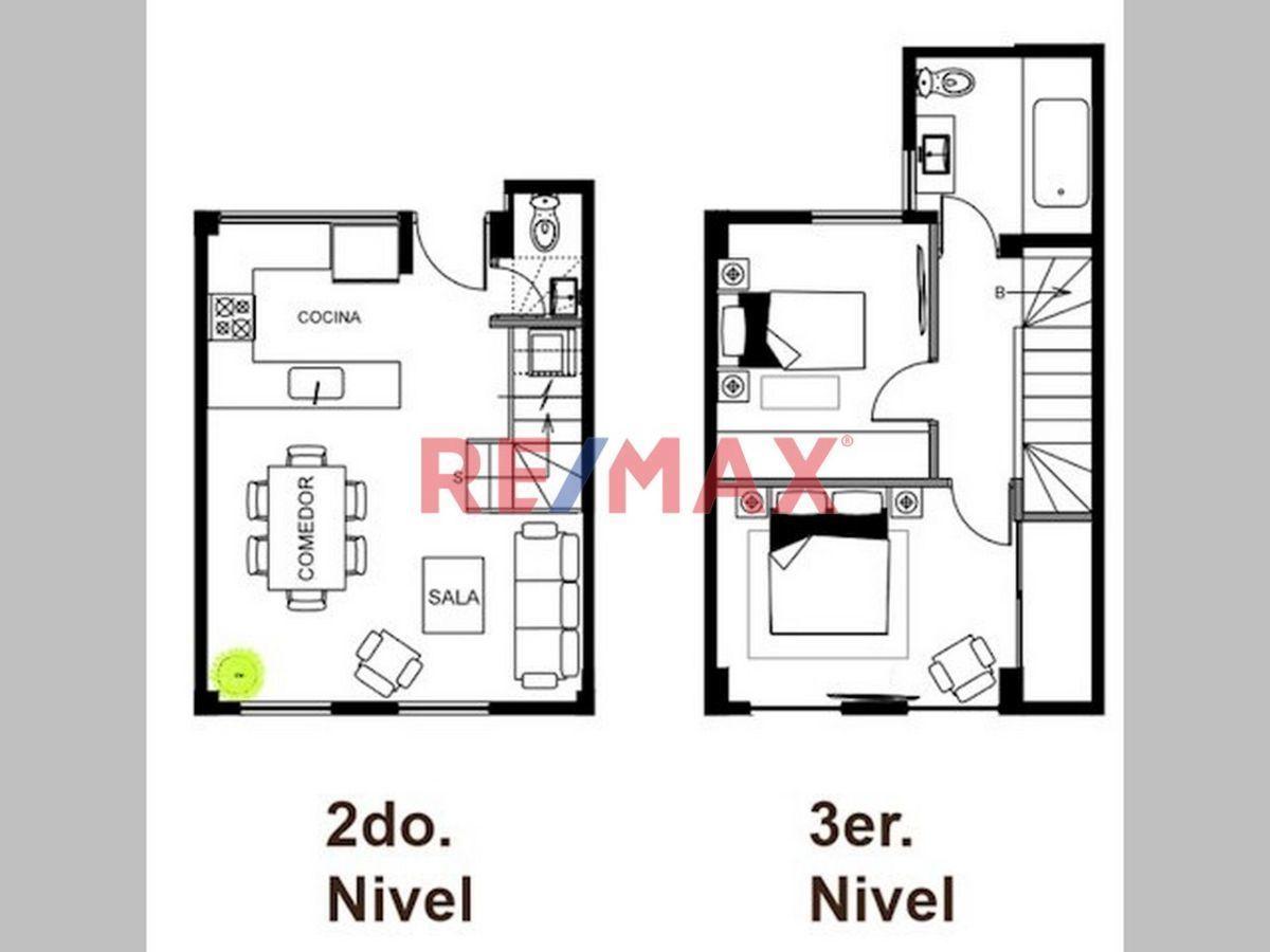 Remax real estate, Guatemala, Zona 01, Z.1 Apto. En Venta, Ed. Juan Chapín, Villa Para Estrenar