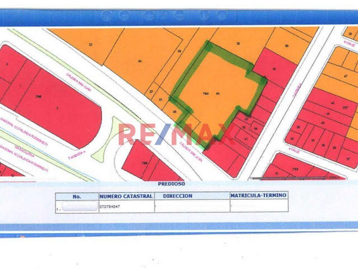 Remax real estate, Guatemala, Zona 07, Terreno sobre Calzada San Juan zona 7