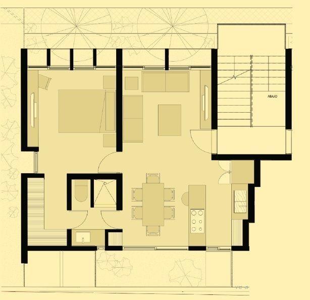 4 de 7: Plano Modelo Central