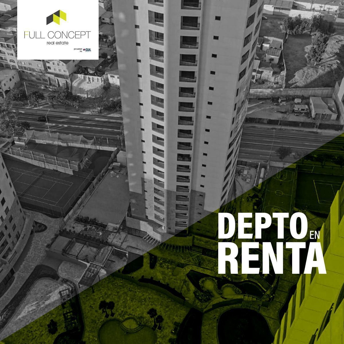 1 de 6: Departamenteo en renta en Tijuana