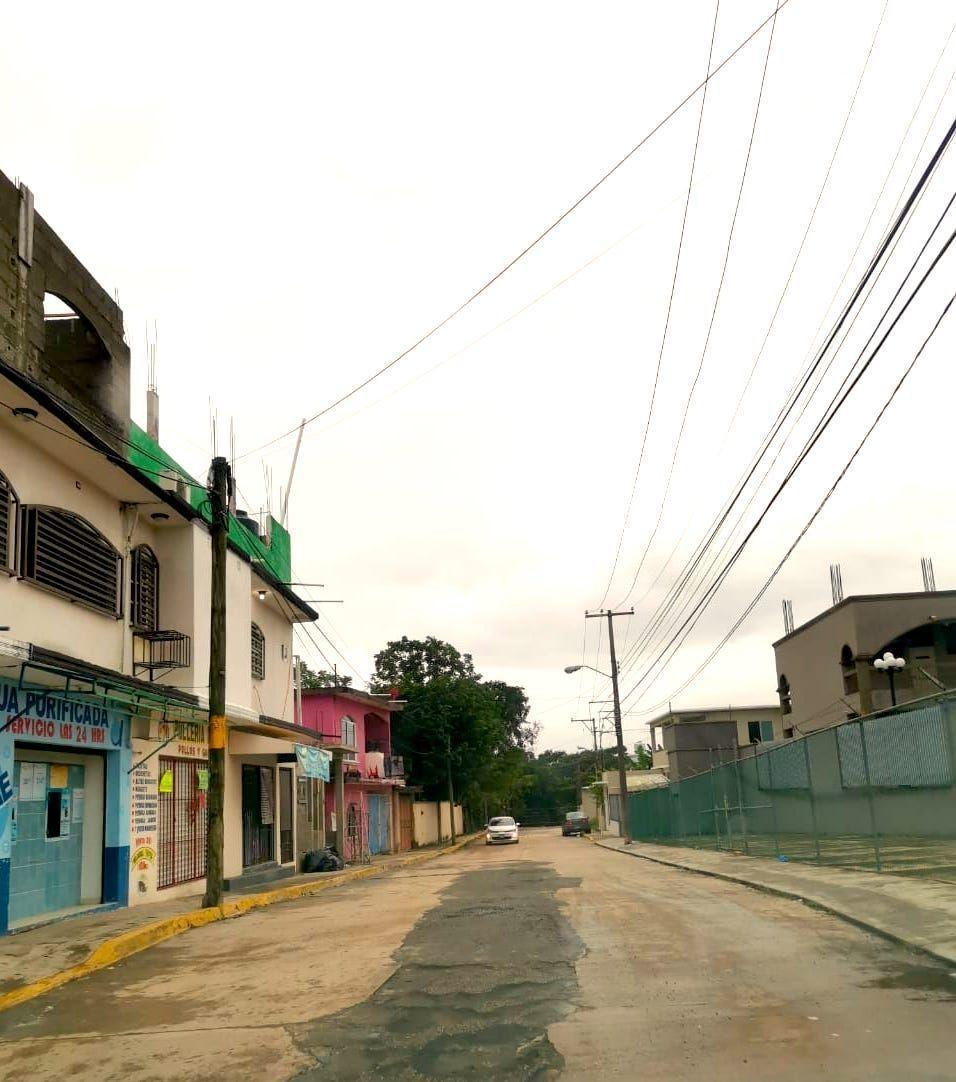 3 de 4: Calle Urbano Castañeda
