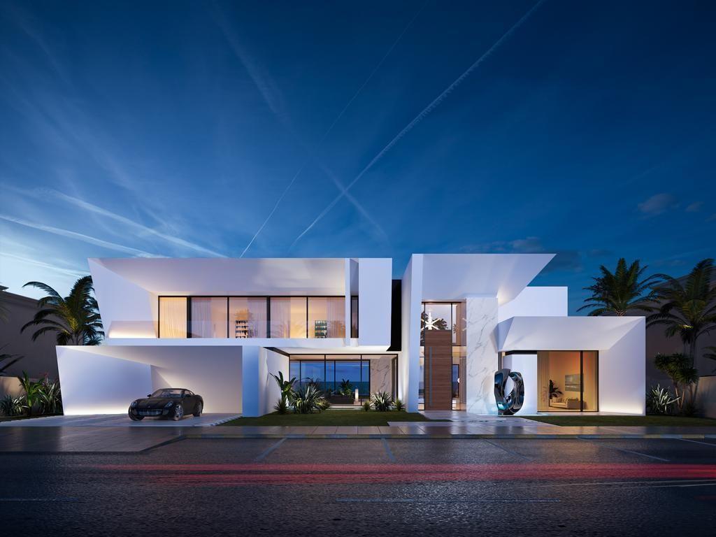 1 de 6: Fachada Villa