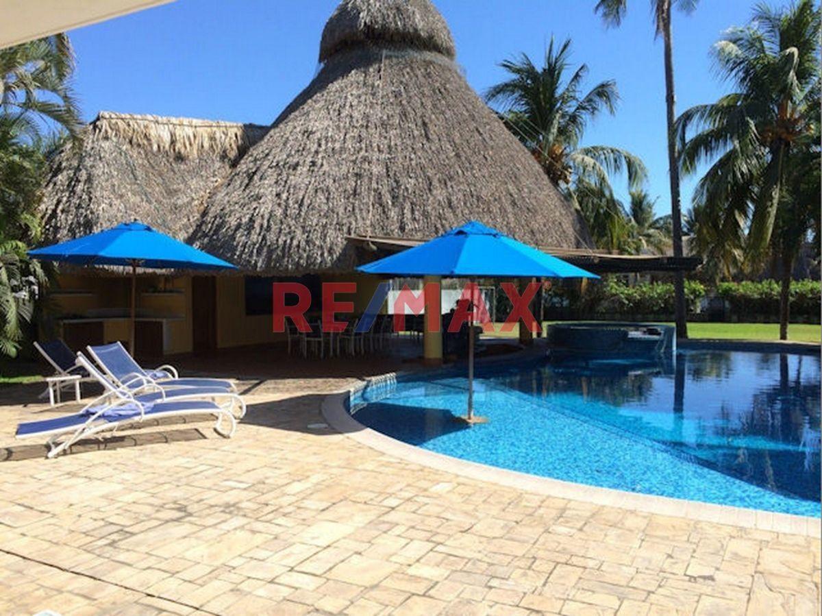Remax real estate, Guatemala, Puerto San Jose, Casa de Playa Amueblada en Venta l Punta Vela, Pto. de San José