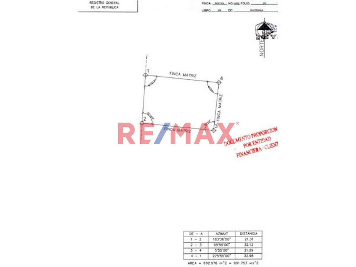 Remax real estate, Guatemala, San Jose Pinula, VENDO TERRENO EN SAN JOSÉ PINULA
