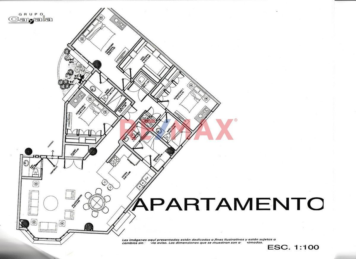 Remax real estate, Guatemala, Zona 16, Z.16 Apartamento en Edif. Durian Cayalá