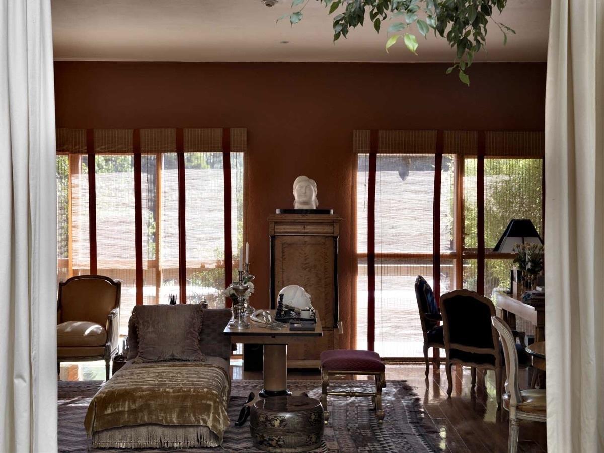 """36 de 42: Foto libro """"casa mexicana """" y Architectural Digest de Italia"""