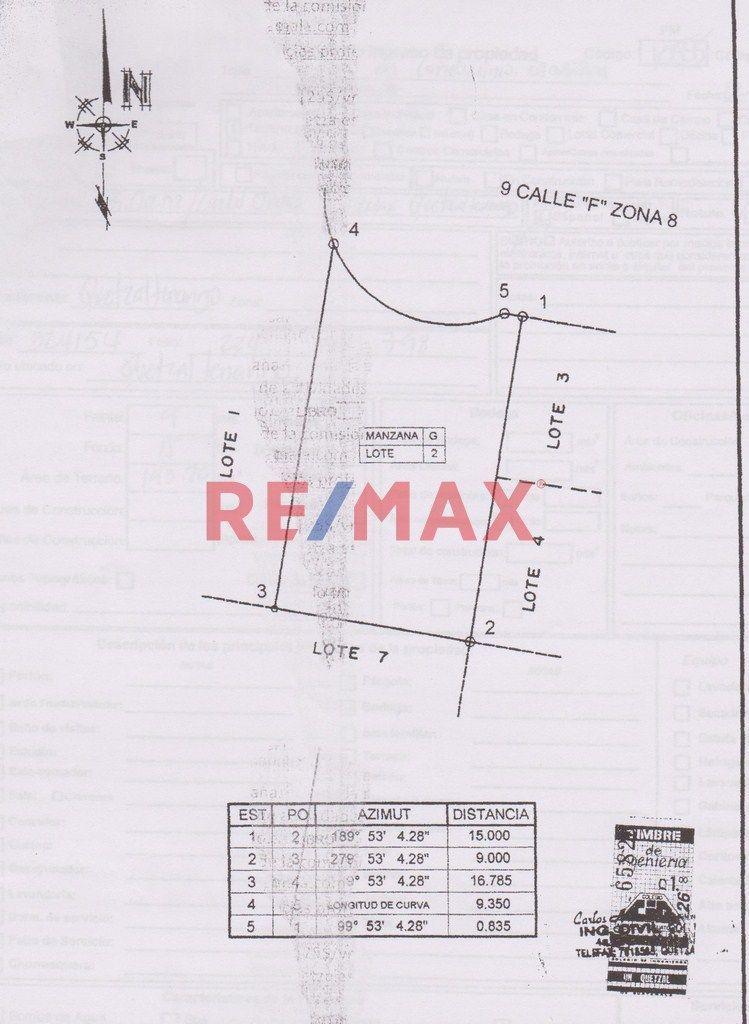 Remax real estate, Guatemala, Quetzaltenango, Z.8 Terreno en Venta , Quetzaltenango
