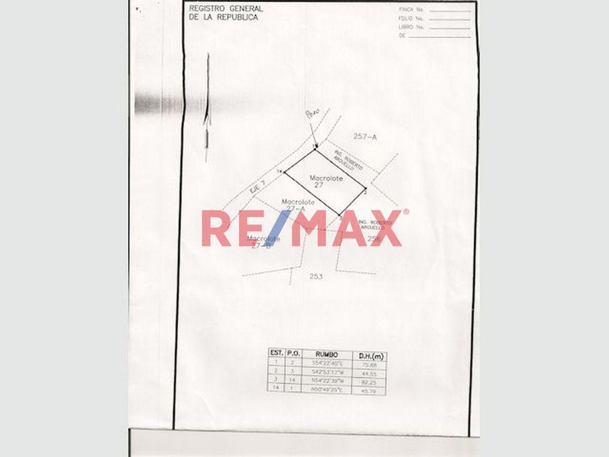 Remax real estate, Guatemala, Zona 16, Terreno en Vista Hermosa IV, Zona 16