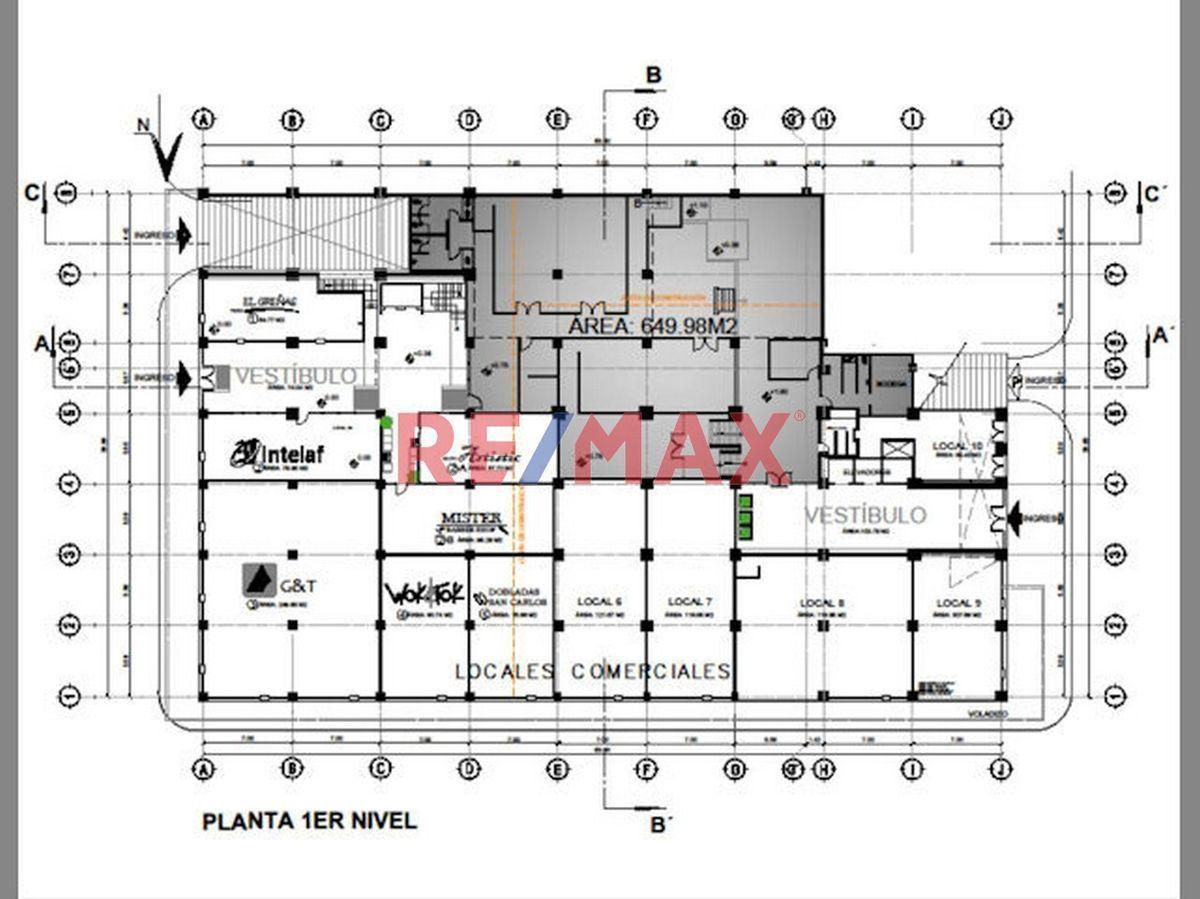 Remax real estate, Guatemala, Zona 01, PROPIEDAD COMERCIAL ANTIGUO RITZ ENTRE LA 7MA. AVENIDA.