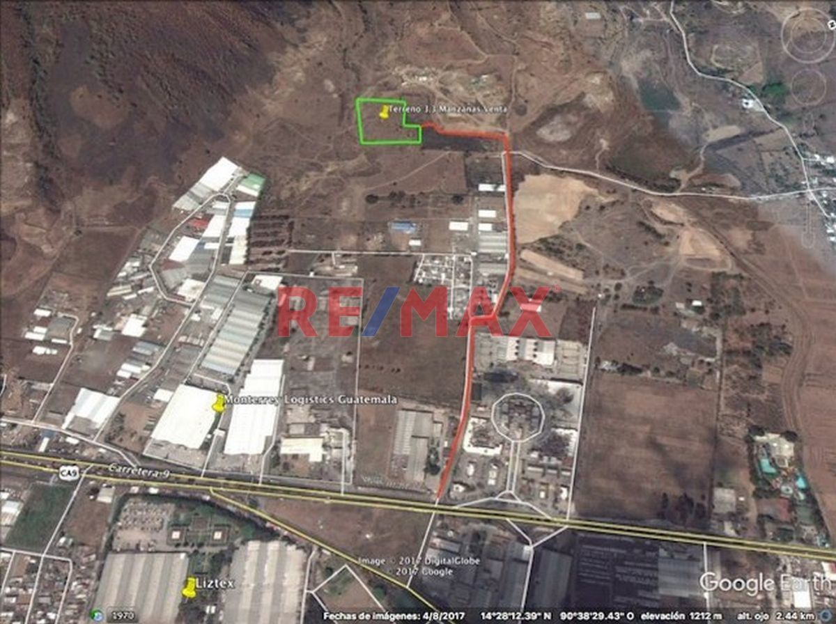Remax real estate, Guatemala, Amatitlan, TERRENO EN KM. 30.5 CARRETERA AL PACIFICO