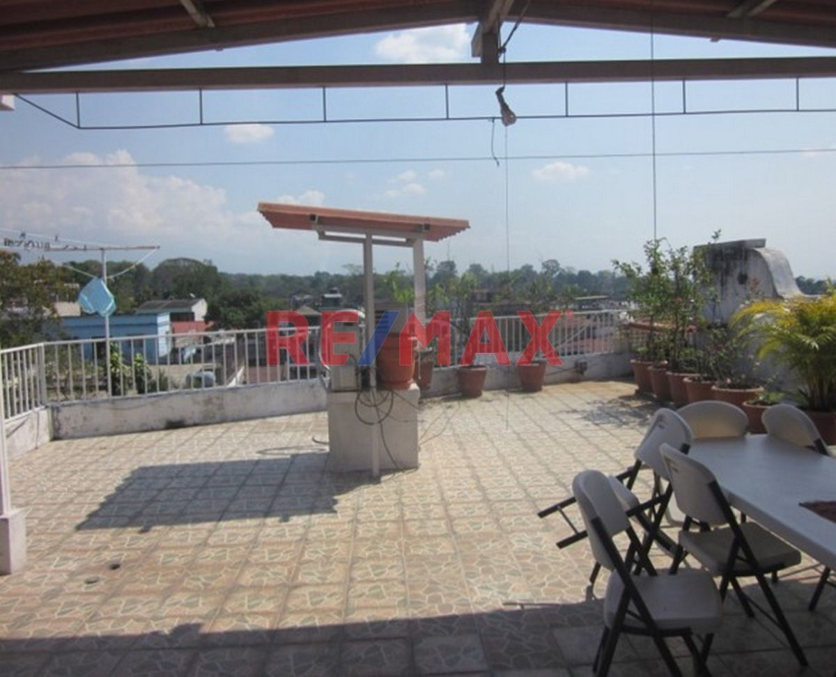 Remax real estate, Guatemala, Mazatenango, Casa de 3 niveles en Mazatenango.