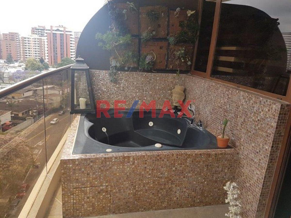 Remax real estate, Guatemala, Zona 14, Z.14 Apto. en Edif. San Patricio