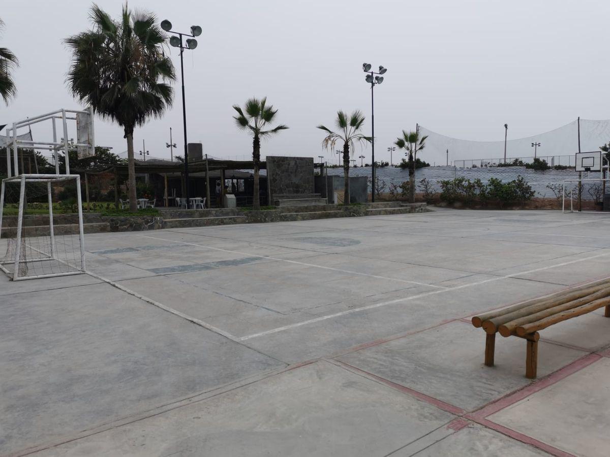 37 de 38: Áreas Comunes 3 zonas BBQ, canchas, skatepark