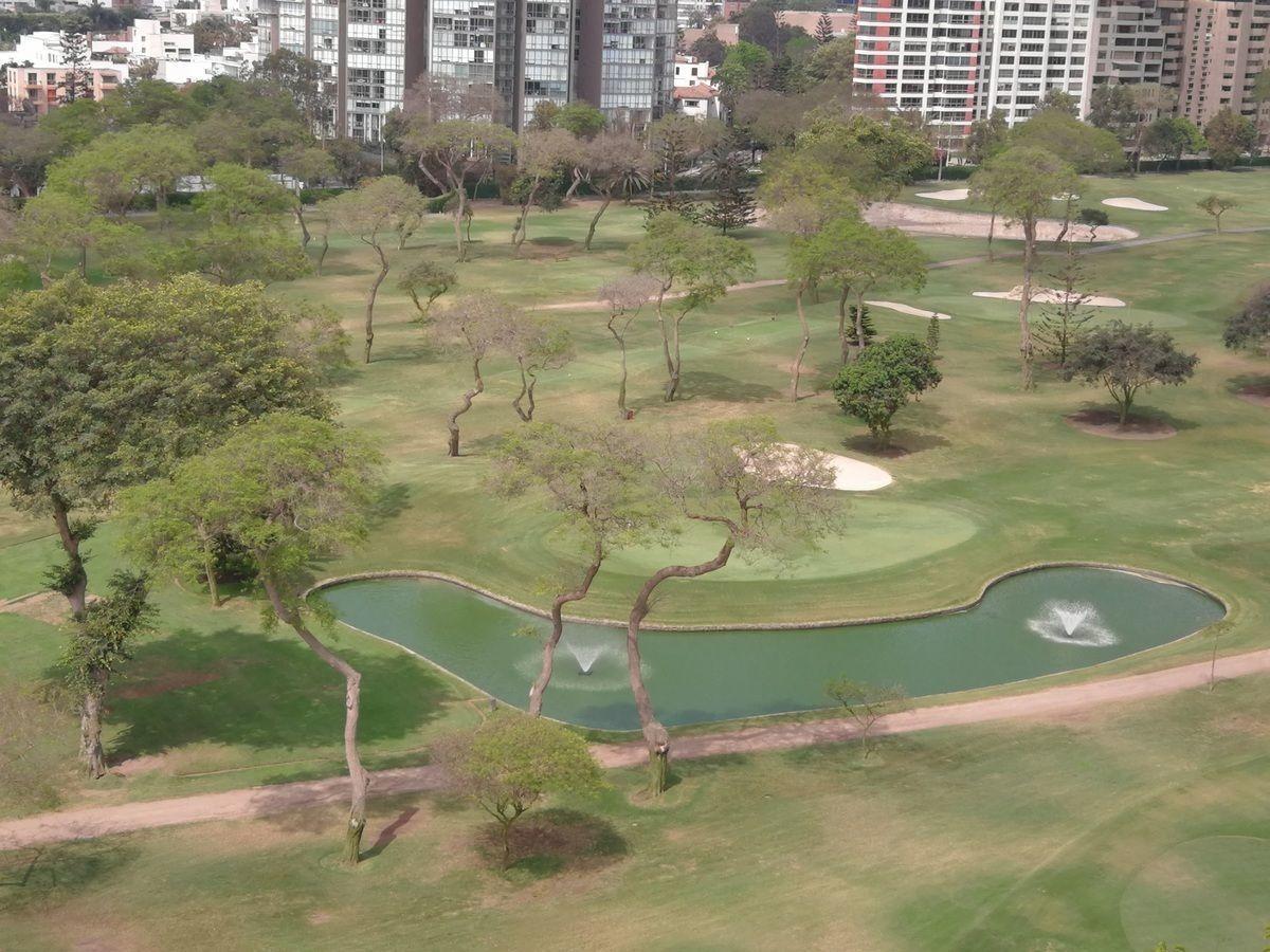 4 de 34: Espectacular vista al Golf