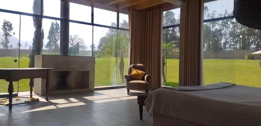 5 de 12: Dormitorio principal con linda vista.